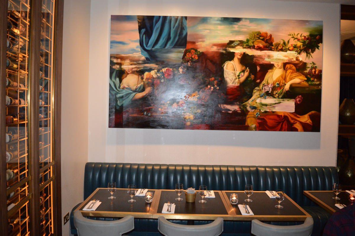 Dinner For Two at The Kesington Pavilion London