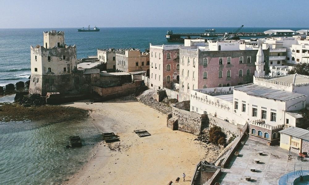 """Live From Mogadishu"" Somalia"